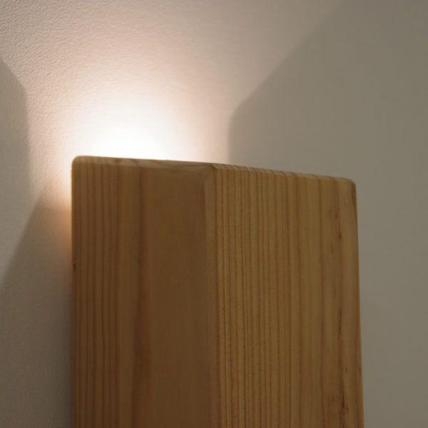 duurzame wandlamp